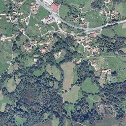 Mapa Satelite De San Roque Del Acebal Como Llegar Y Plano