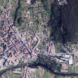 Caldas De Reis Mapa.Mapa Satelite De Caldas De Reis Como Llegar Y Plano