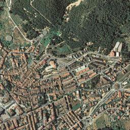 Castellar Del Valles Mapa.Mapa Satelite De Castellar Del Valles Como Llegar Y Plano