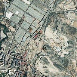 Mapa satélite de Cuarte de Huerva, como llegar y plano