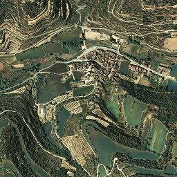 Vallfogona De Riucorb Mapa.Mapa Satelite De Vallfogona De Riucorb Como Llegar Y Plano
