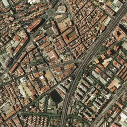 Mapa Satelite De San Adrian De Besos Como Llegar Y Plano