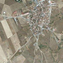 Mapa Satelite De San Miguel De Serrezuela Como Llegar Y Plano