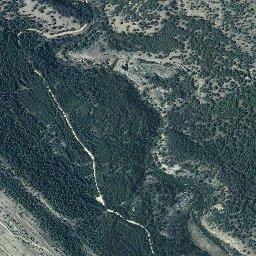 El Vallecillo Teruel Mapa.Mapa Satelite De El Vallecillo Como Llegar Y Plano