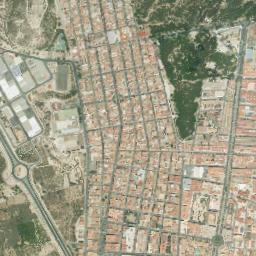 Mapa Guardamar Del Segura.Mapa Satelite De Guardamar Del Segura Como Llegar Y Plano