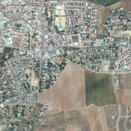 Villanueva Del Ariscal Mapa.Mapa Satelite De Villanueva Del Ariscal Como Llegar Y Plano