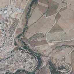 Mapa Alhama De Granada.Mapa Satelite De Alhama De Granada Como Llegar Y Plano