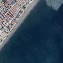 Mapa Torre Del Mar.Mapa Satelite De Torre Del Mar Como Llegar Y Plano