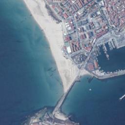 Mapa De Tarifa Cadiz.Mapa Satelite De Tarifa Como Llegar Y Plano