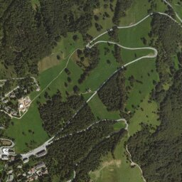 Cartina Geografica Dolomiti.Mappa Di Hotel Dolomiti Con Cartina Geografica Stradale E Vista Satellitare