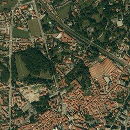 Cartina Satellitare Lombardia.Mappa Di Somma Lombardo Con Cartina Geografica Stradale E Vista Satellitare