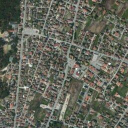 Cartina Dell Italia Rovigo.Mappa Di Porto Viro Con Cartina Geografica Stradale E Vista Satellitare