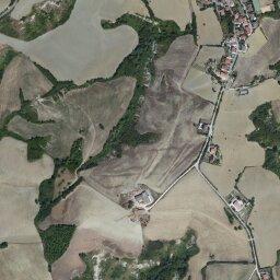 Cartina Geografica Provincia Di Pesaro Urbino.Mappa Di Ca Gallo Con Cartina Geografica Stradale E Vista Satellitare