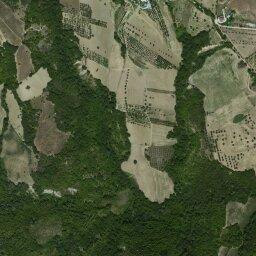 Cartina Geografica Provincia Di Teramo.Mappa Di San Pietro Ad Lacum Con Cartina Geografica Stradale E Vista Satellitare