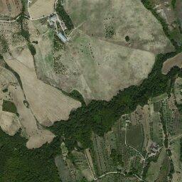 Cartina Geografica Roccaraso.Mappa Di San Pietro Ad Lacum Con Cartina Geografica Stradale E Vista Satellitare