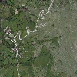 Cartina Geografica Roccaraso.Mappa Di Valle Piola Con Cartina Geografica Stradale E Vista Satellitare