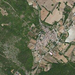 Cartina Geografica Roccaraso.Mappa Di Tussio Con Cartina Geografica Stradale E Vista Satellitare