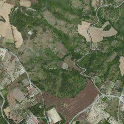 Cartina Geografica Roccaraso.Mappa Di Convento Di Sant Antonio Con Cartina Geografica Stradale E Vista Satellitare