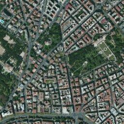 Cartina Satellitare Lombardia.Mappa Di Mascagni Superior Con Cartina Geografica Stradale E Vista Satellitare