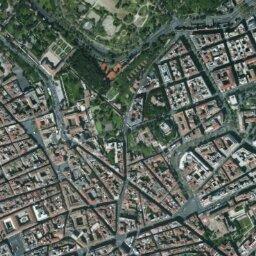 Cartina Citta Roma.Mappa Di Piazza Di Spagna Con Cartina Geografica Stradale E Vista Satellitare