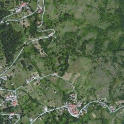 Cartina Geografica Roccaraso.Mappa Di Sicinella Con Cartina Geografica Stradale E Vista Satellitare