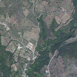Cartina Lago Maggiore Stradale.Mappa Di San Vittore Del Lazio Con Cartina Geografica Stradale E Vista Satellitare