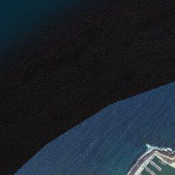 Costa Paradiso Sardegna Cartina Geografica.Mappa Di Spiaggia Di Lu Bagnu Con Cartina Geografica Stradale E Vista Satellitare