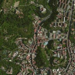 Cartina Vomero Napoli.Mappa Di Stazione Napoli Piazza Carlo Iii Con Cartina Geografica Stradale E Vista Satellitare