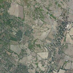 Costa Paradiso Sardegna Cartina Geografica.Mappa Di Nuraghe Nargius Con Cartina Geografica Stradale E Vista Satellitare