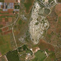Cartina Geografica Italia Gallipoli.Mappa Di Baia Di Gallipoli Con Cartina Geografica Stradale E Vista Satellitare