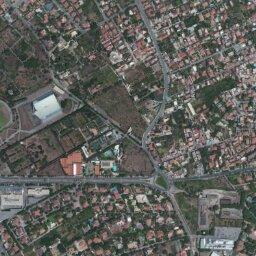 Cartina Sicilia Mondello.Mappa Di Mondello Sul Golfo Con Cartina Geografica Stradale E Vista Satellitare